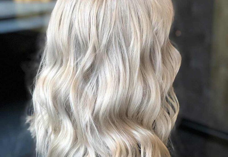 Hairtalk förtjockning & Helblekning av hår